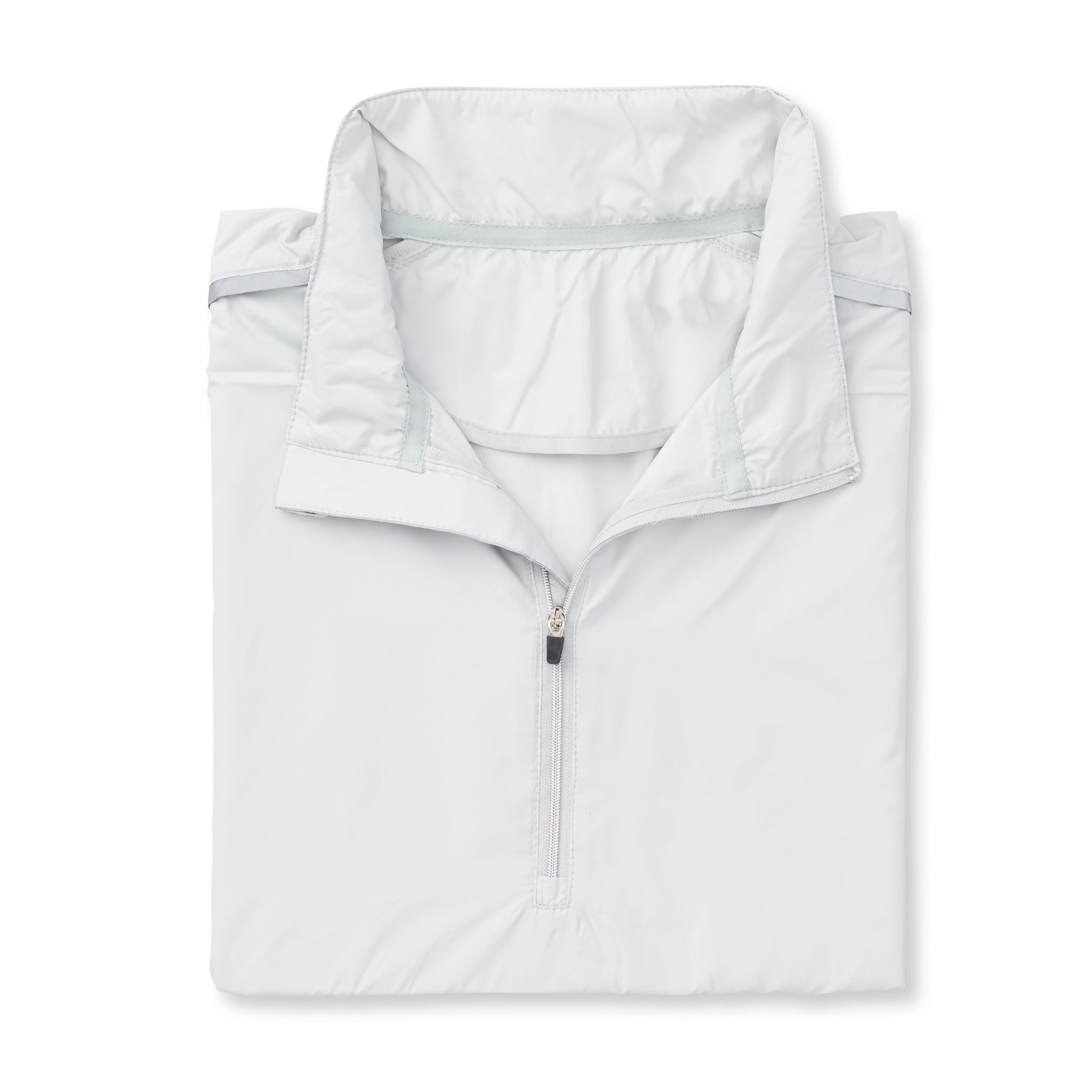 TEC WINDWEAR Half Zip Jacket - Cloud
