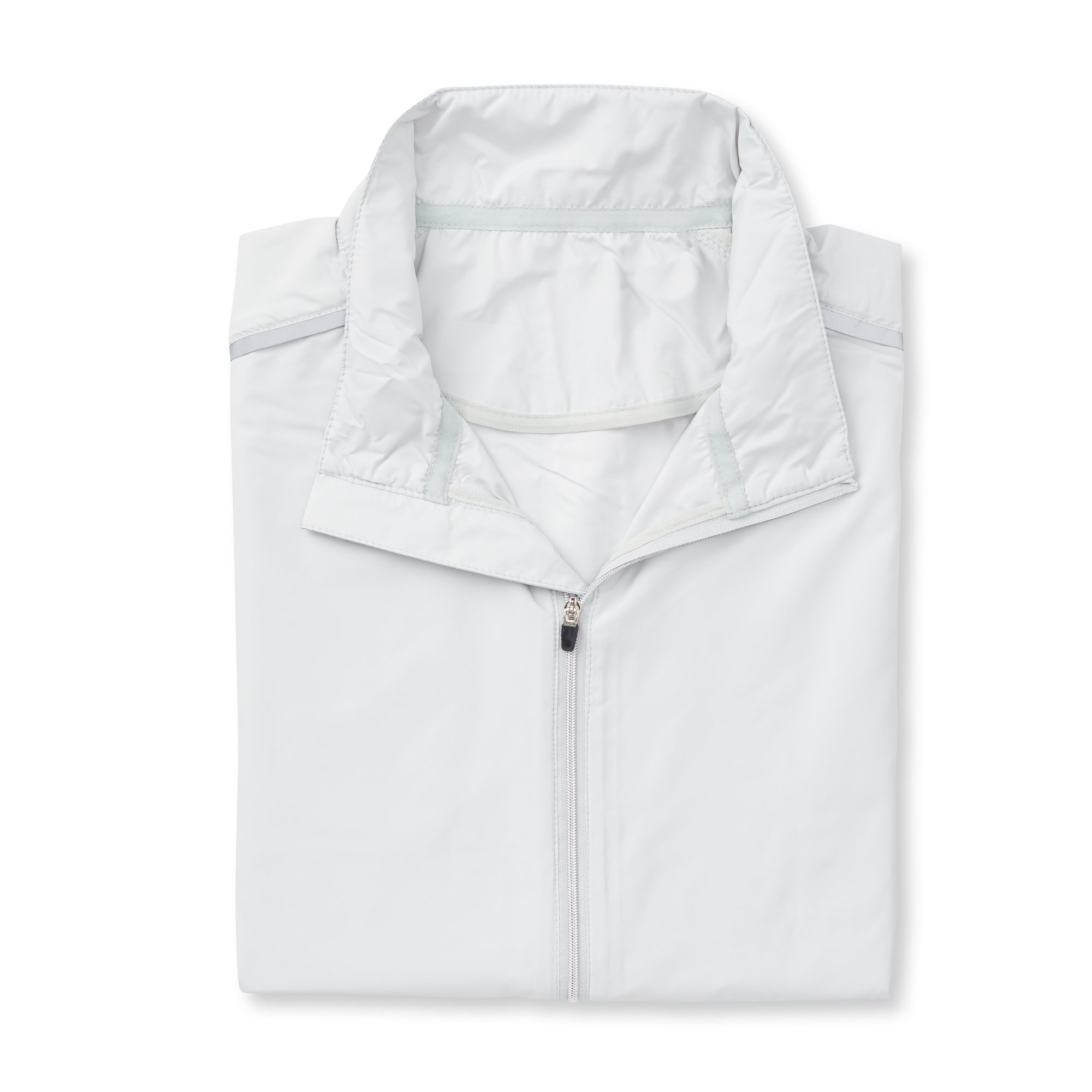 THE AVIATOR FULL ZIP TEC WINDWEAR VEST - Cloud IS64905VES