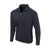THE CLASSIC LONG SLEEVE HALF ZIP PULLOVER - Black IS66006