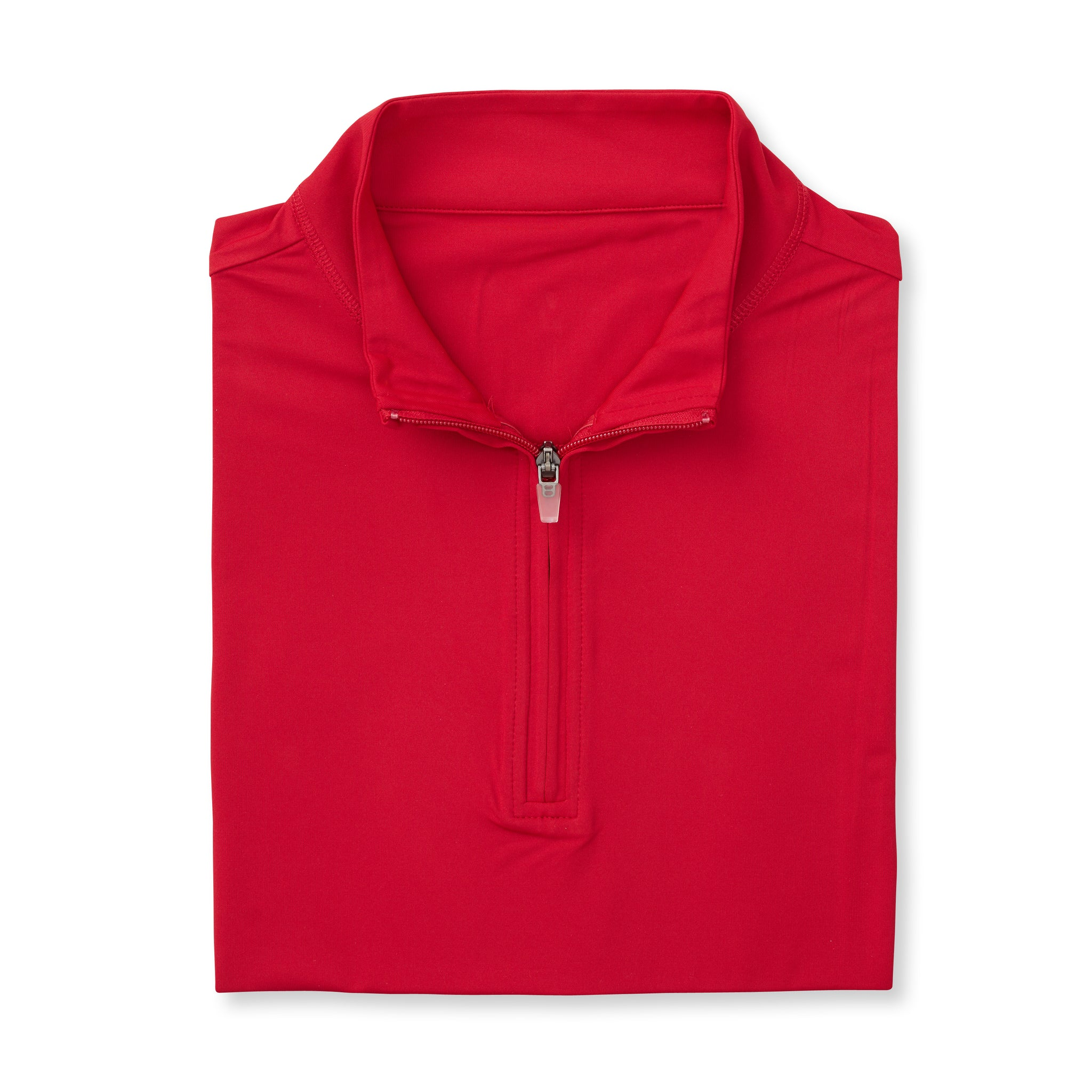 ECOTEC Half Zip Pullover - Crimson IS66006