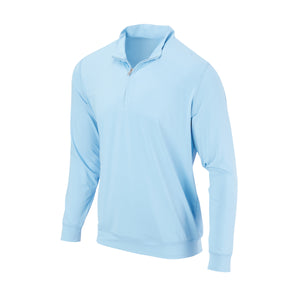 THE CLASSIC LONG SLEEVE HALF ZIP PULLOVER - Maui IS66006