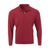 THE CLASSIC LONG SLEEVE HALF ZIP PULLOVER - Merlot IS66006