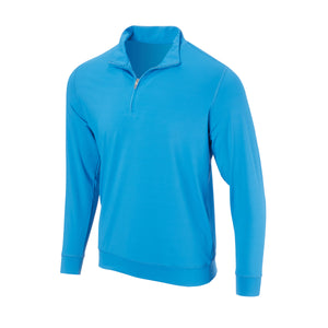 THE CLASSIC LONG SLEEVE HALF ZIP PULLOVER - Nautical IS66006