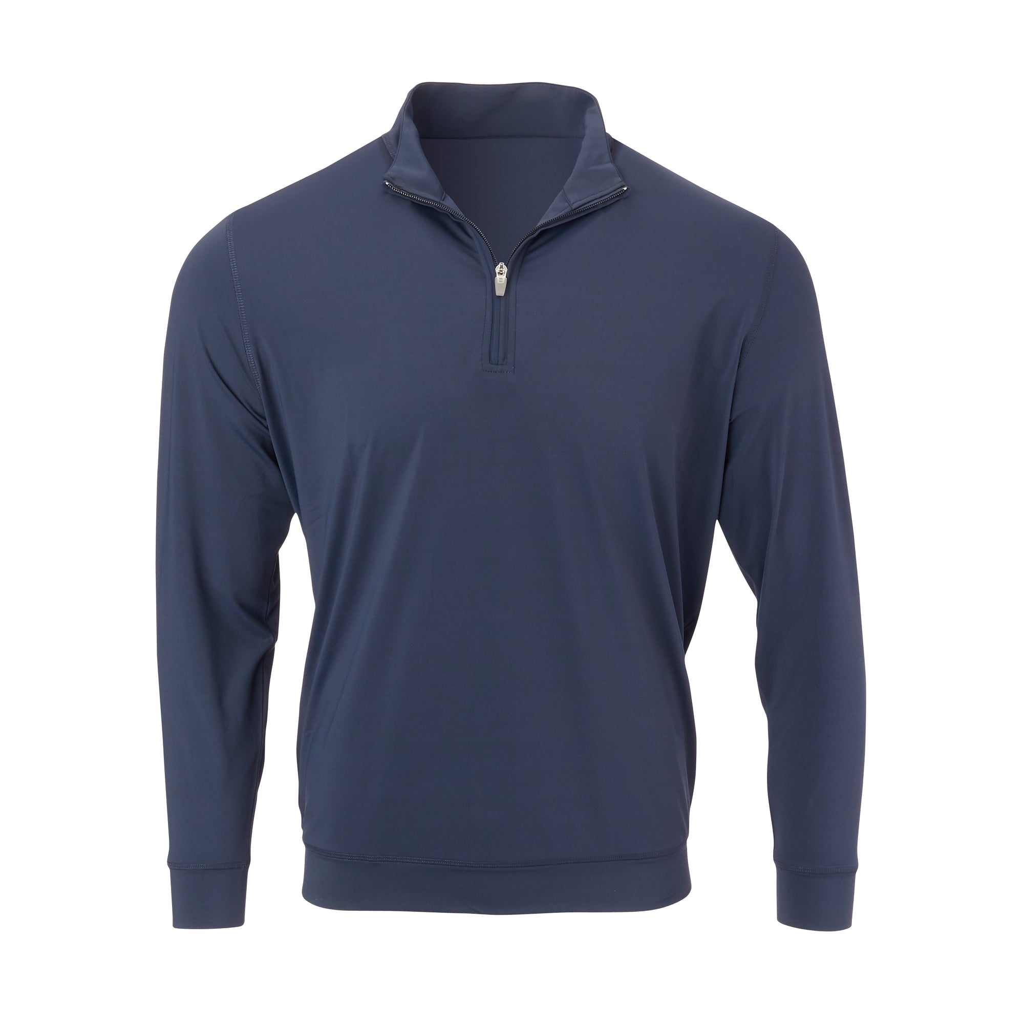 THE CLASSIC LONG SLEEVE HALF ZIP PULLOVER - Navy IS66006