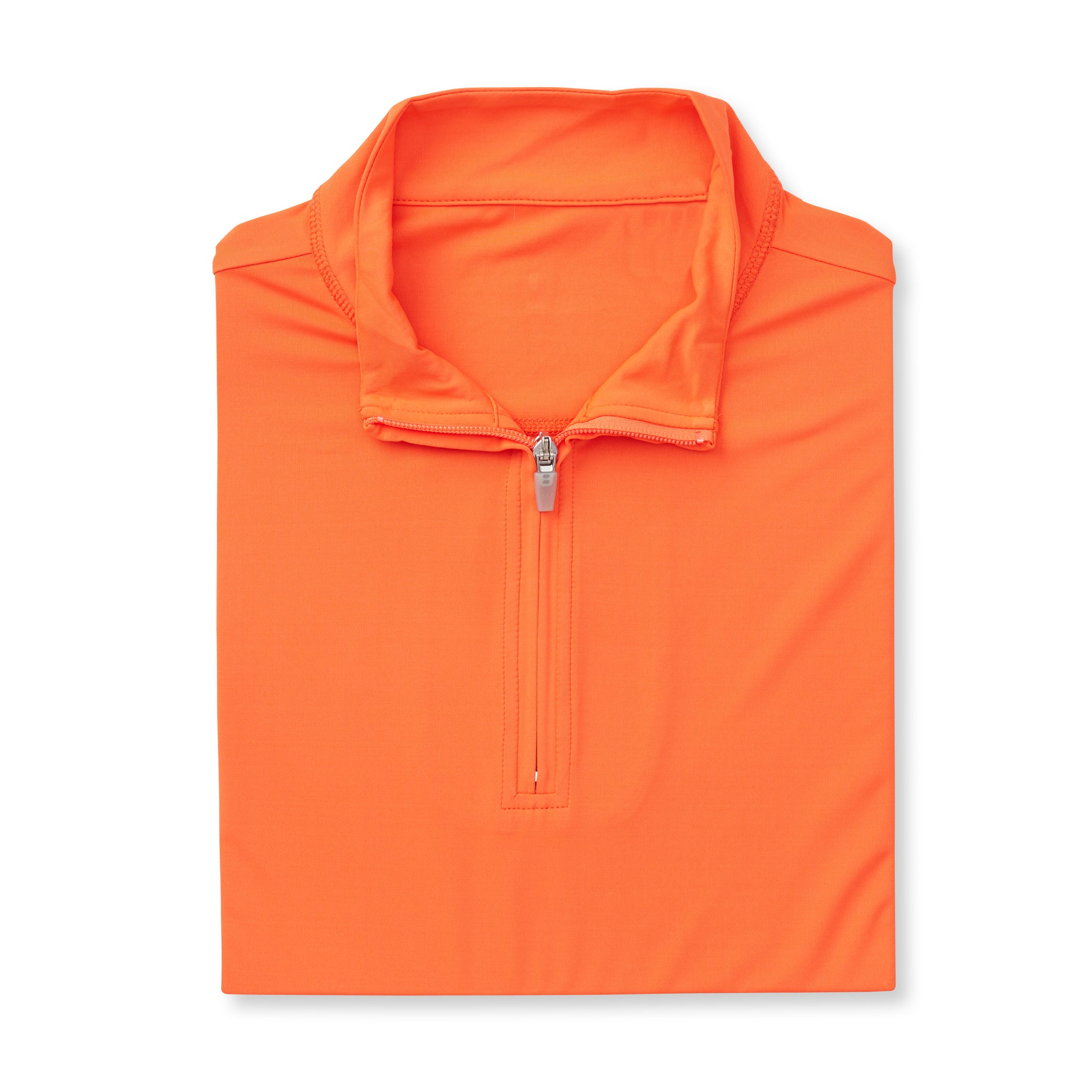 ECOTEC Half Zip Pullover - Vibrant Orange IS66006