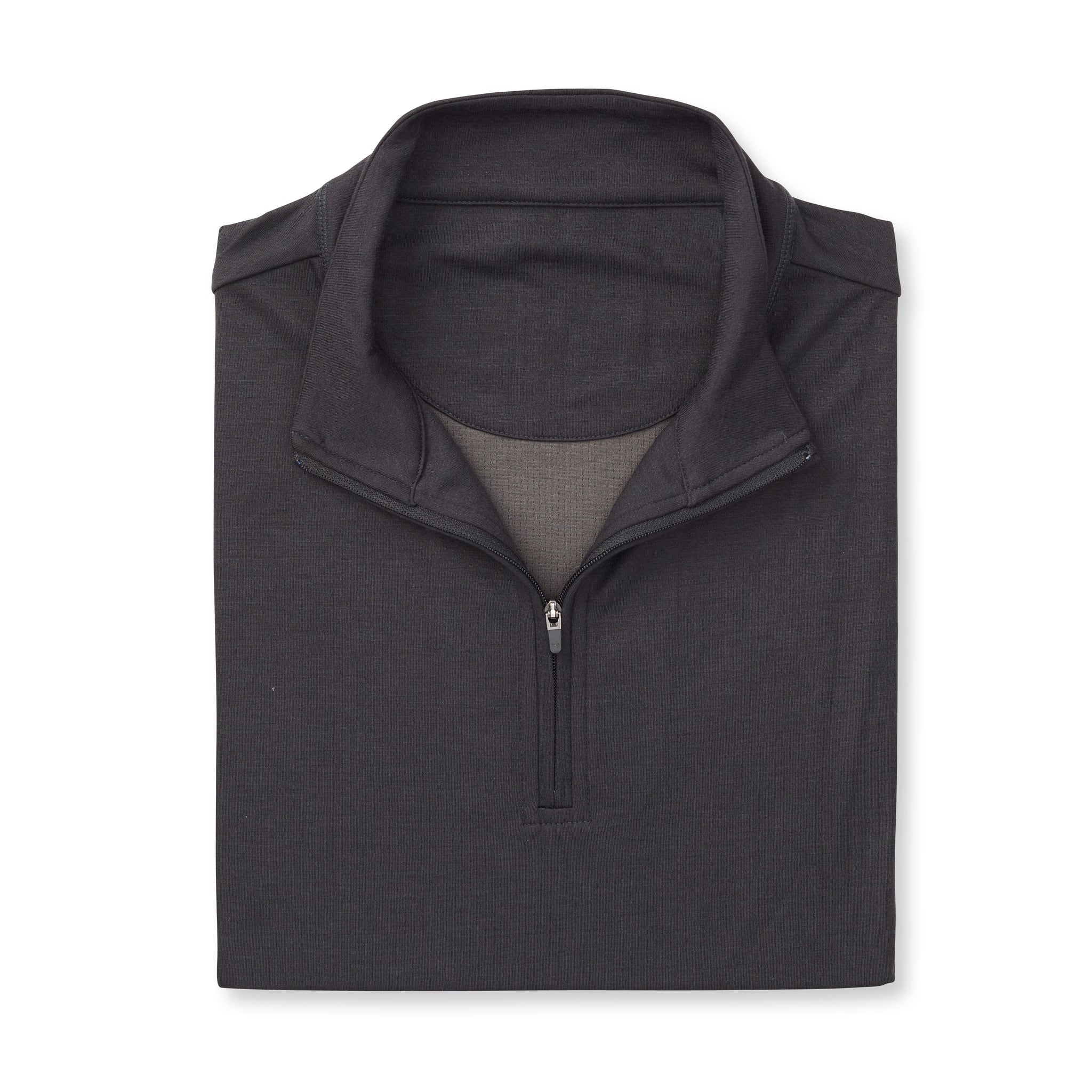 LOFTEC Half Zip Jacket - Black IS66308HZ
