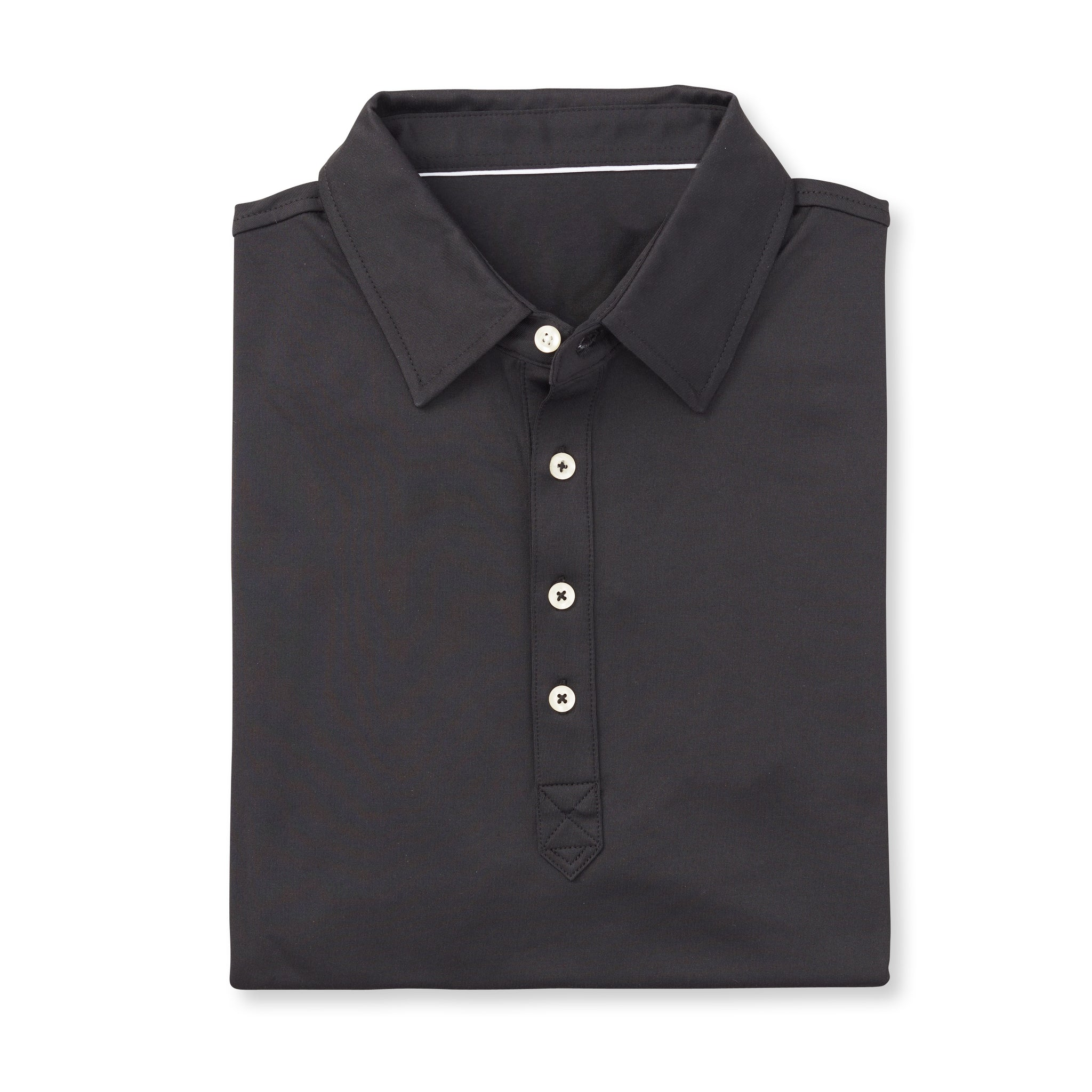 LUXTEC Champions Short Sleeve Polo - Black IS72400