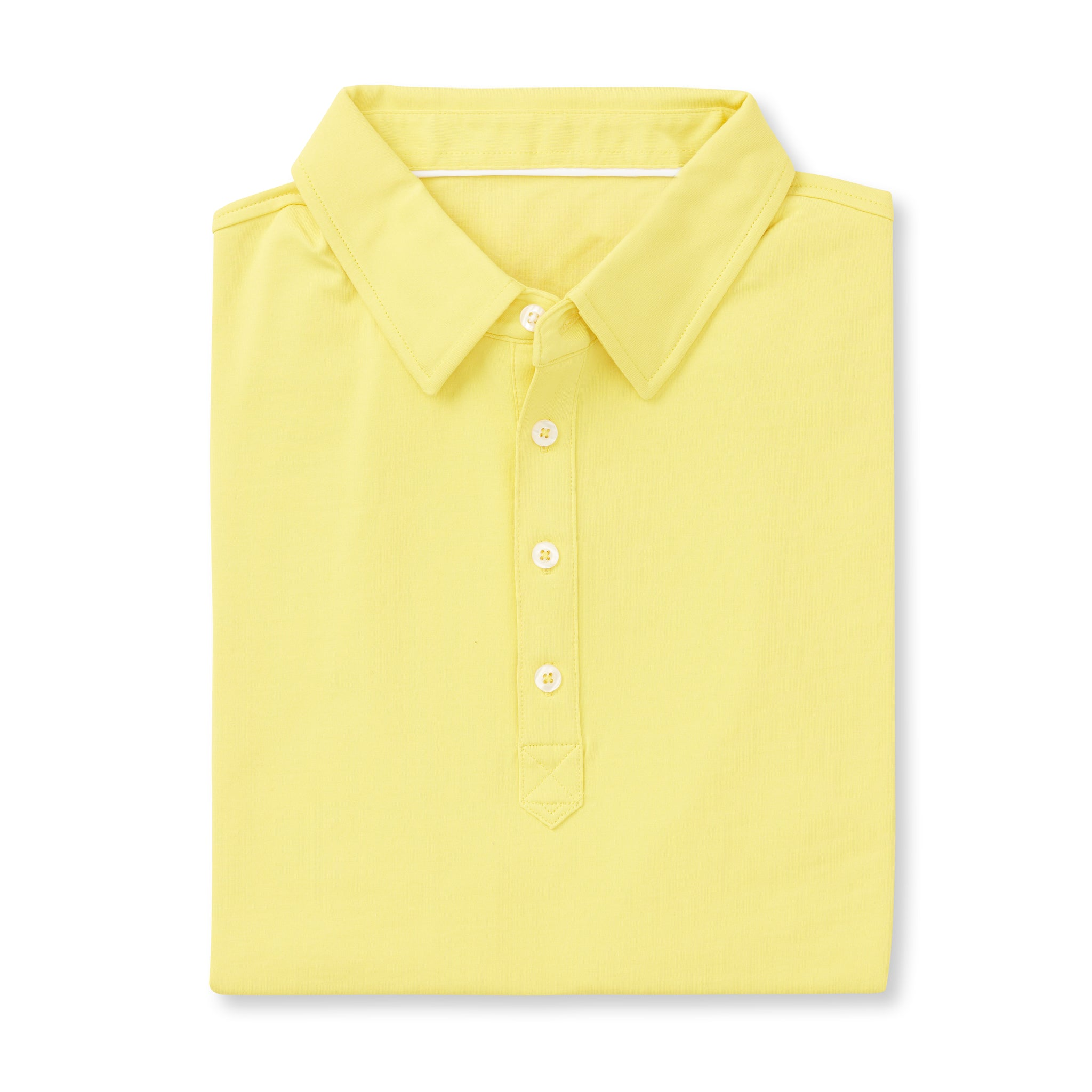 LUXTEC Champions Short Sleeve Polo - Sun IS72400