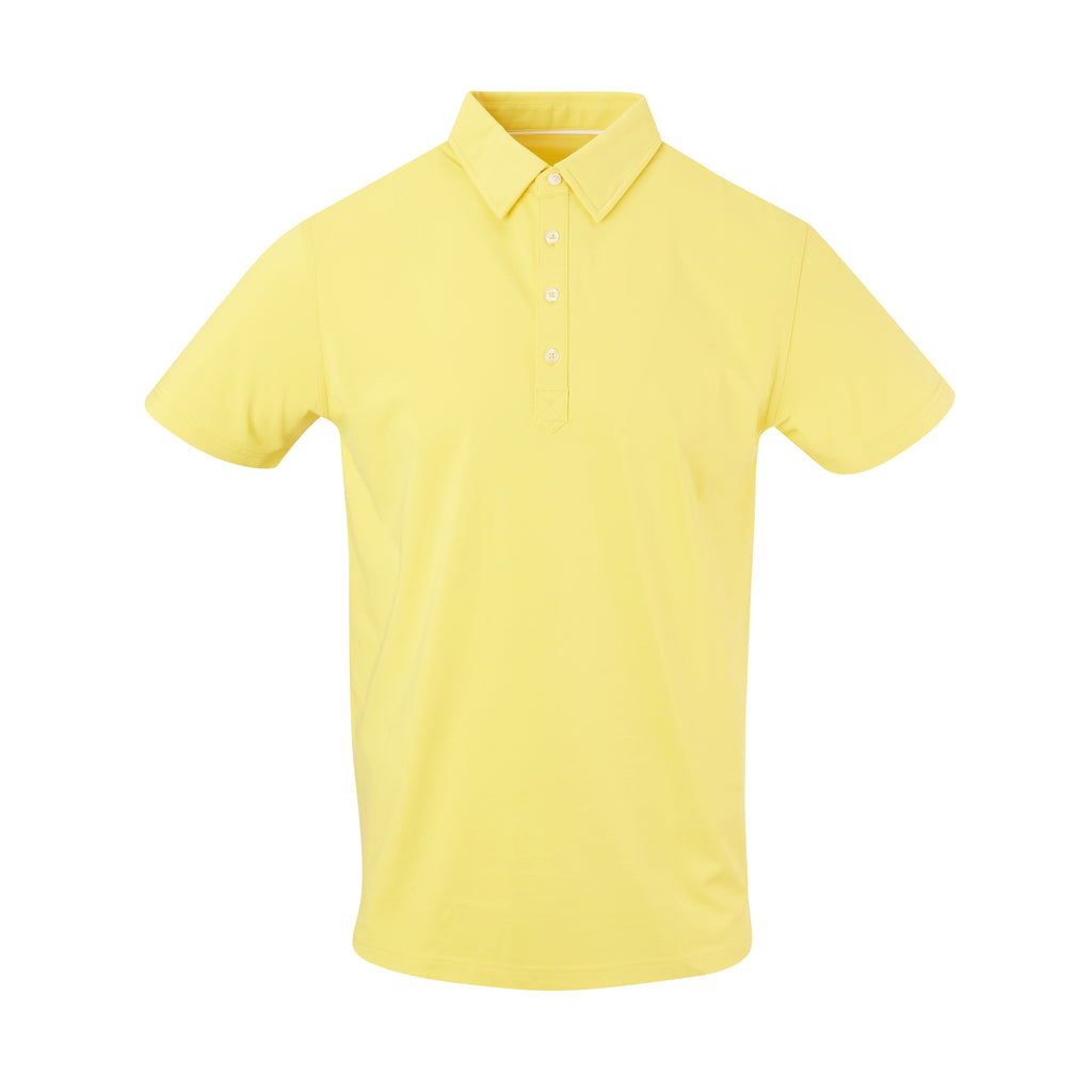 THE ARNIE LUXTEC POLO - Sun IS72400