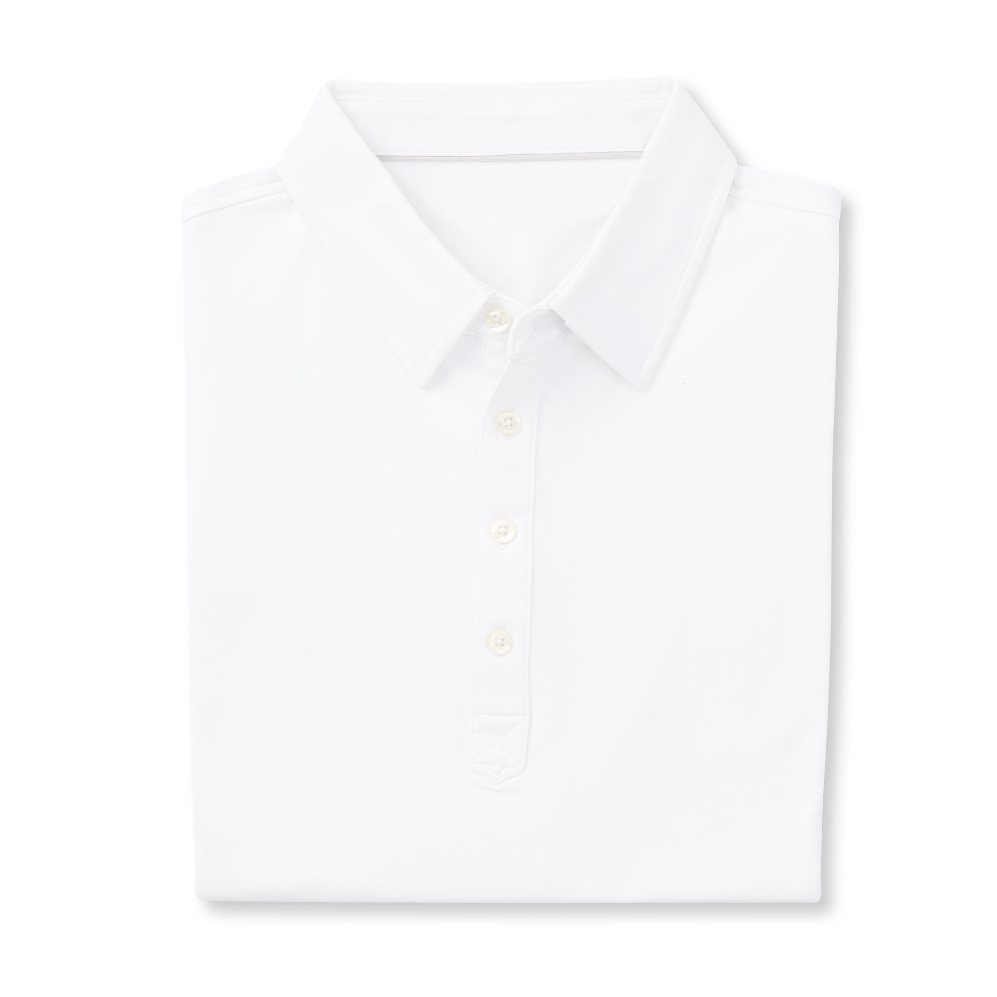 LUXTEC Champions Short Sleeve Polo - White IS72400