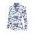 THE WOMEN'S PULIDO DIGITAL CAMO HALF ZIP PULLOVER - Navy IS76005W