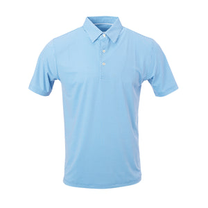 THE VINEYARD GINGHAM POLO - Nautical IS76801