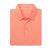 THE VINEYARD GINGHAM POLO - Vibrant Orange IS76801