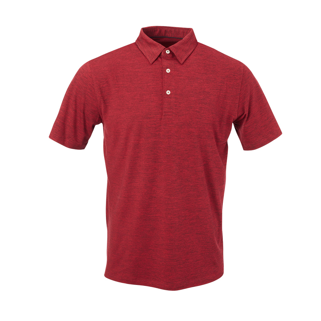 THE ZEN PEACHED POLO - IS76802
