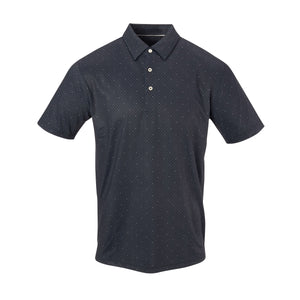 THE SYWALKER POLO - Black/Cloud IS76803