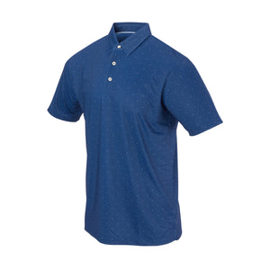 THE SYWALKER POLO - Navy/White IS76803