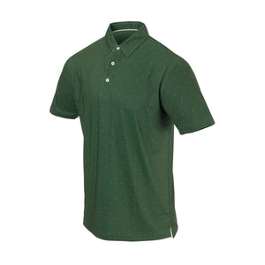 THE SYWALKER POLO - Pine/White IS76803