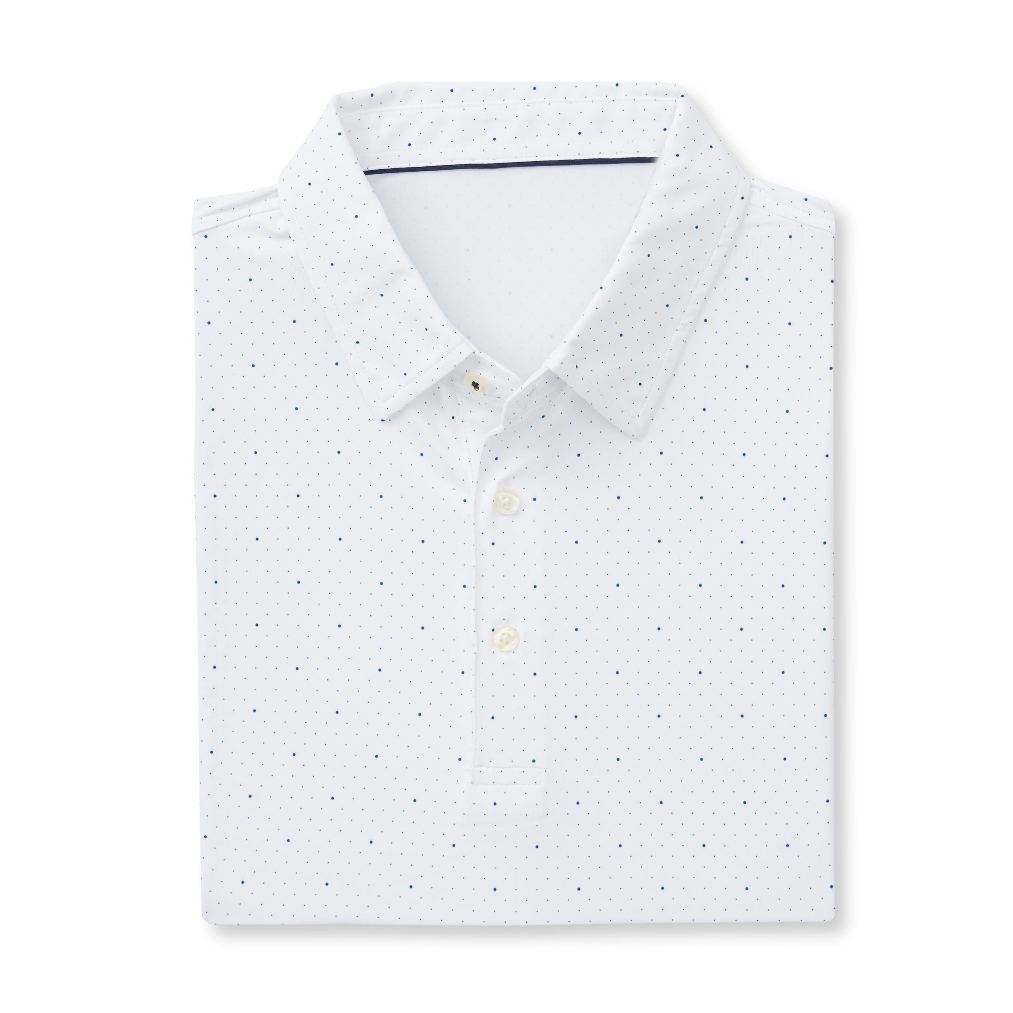 THE SYWALKER POLO - White/Navy IS76803