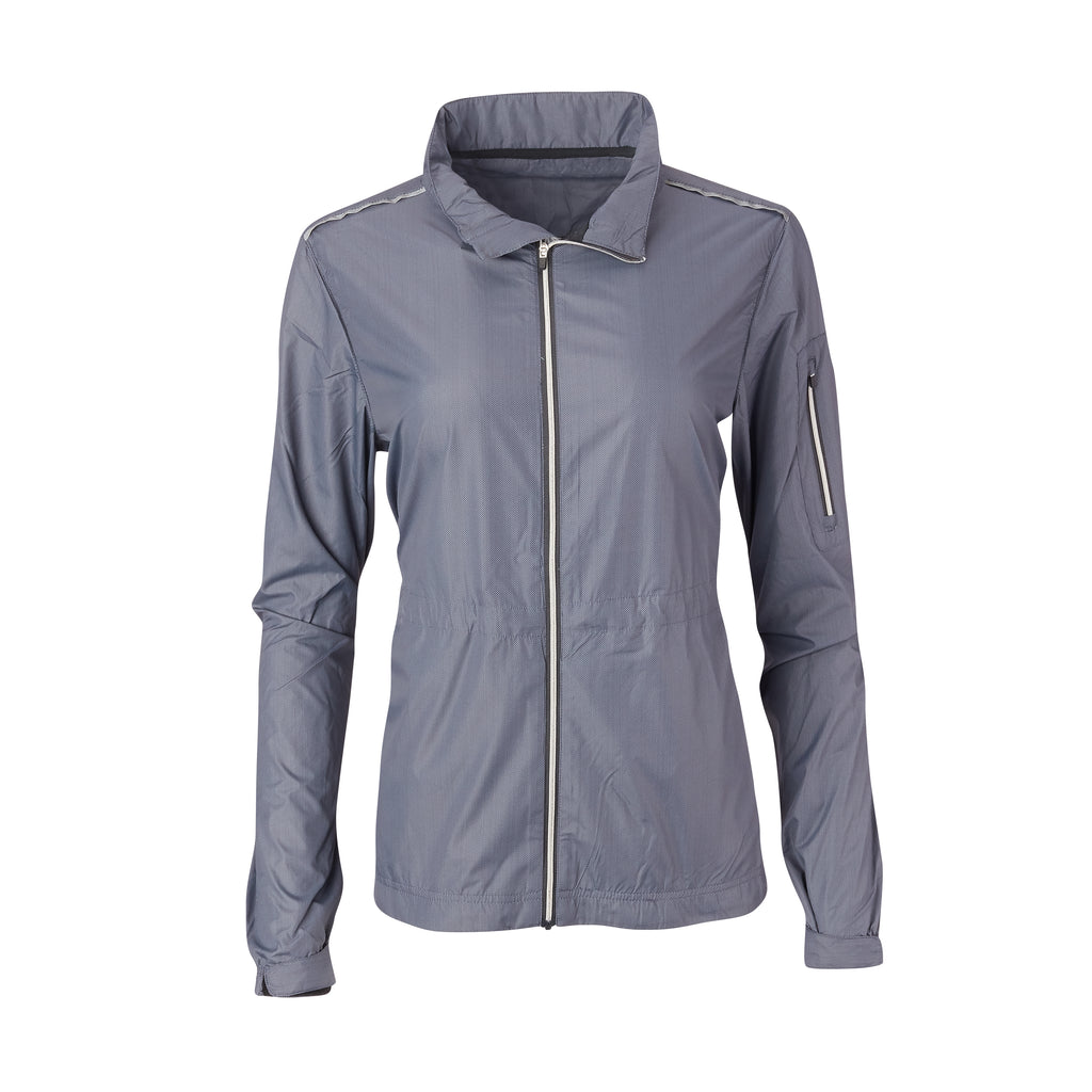 THE WOMEN'S AVIATOR FULL ZIP TEC WINDWEAR - IS84905FZW