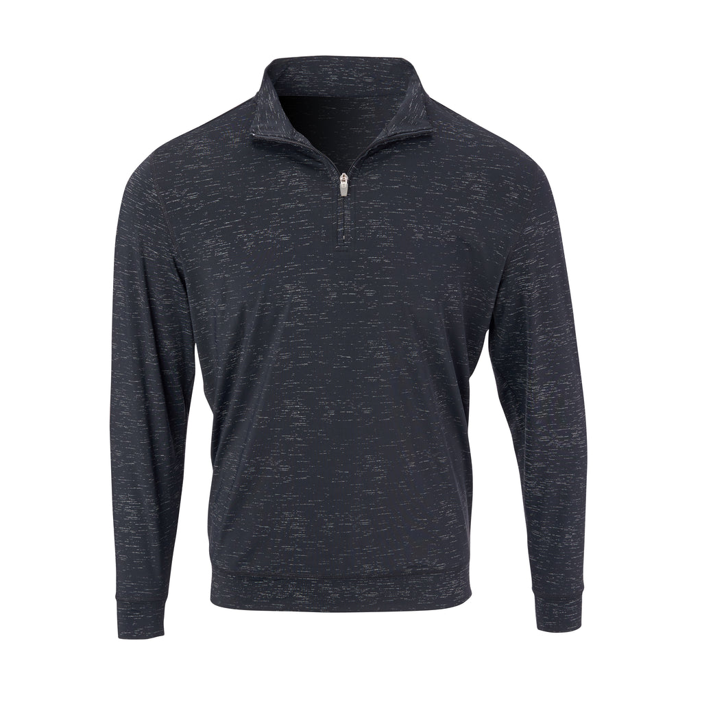 THE FLASH ECOTEC PRINT HALF ZIP PULLOVER - IS86217HZ