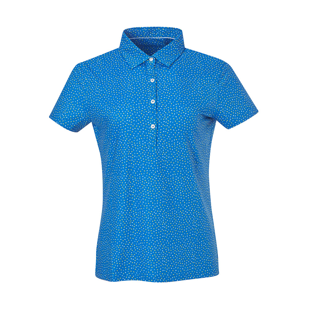 THE WOMEN'S PARTY POLO - Nautical IS86804W
