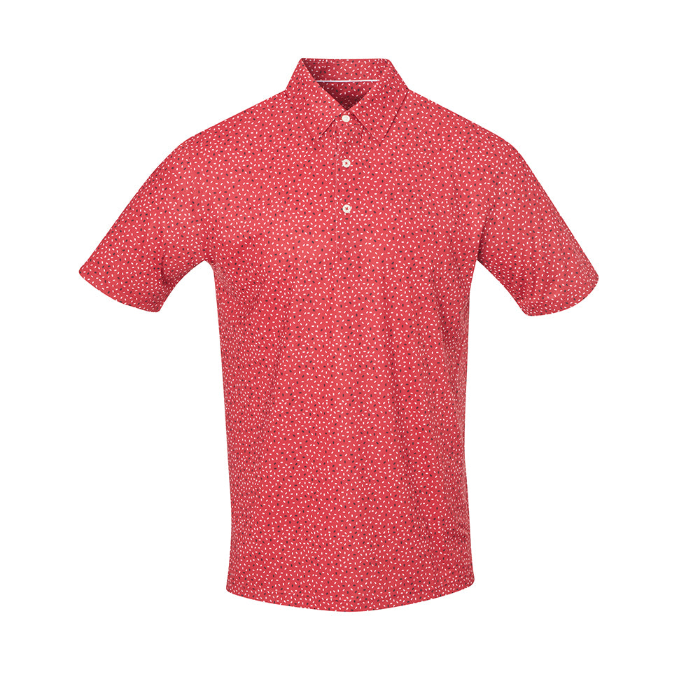 THE PARTY POLO - Crimson IS86804
