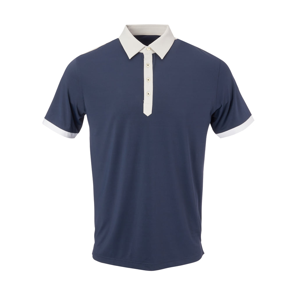 THE STADIUM COLORBLOCK POLO - IS86806