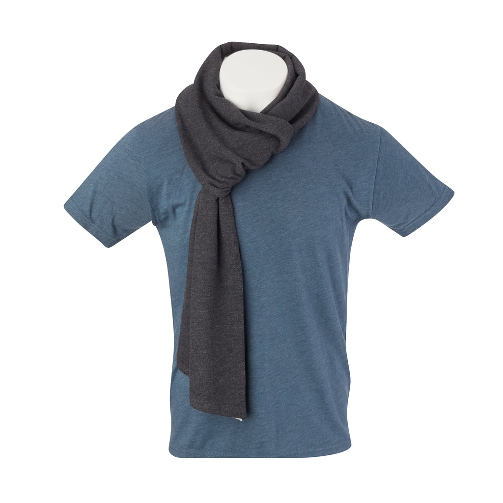 THE BEACHWOOD CASHTEC SCARF - Black IS95622SCRF