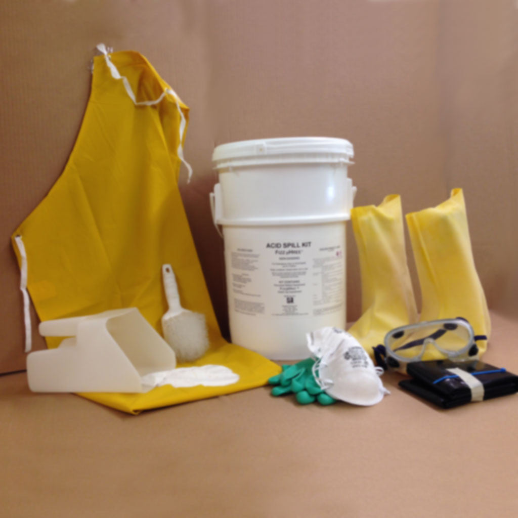 Fizz pHree Incidental Acid Spill Kit (NS-7010-C)