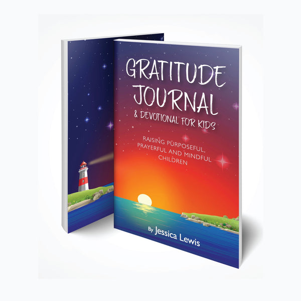 Gratitude Journal & Devotional for Kids