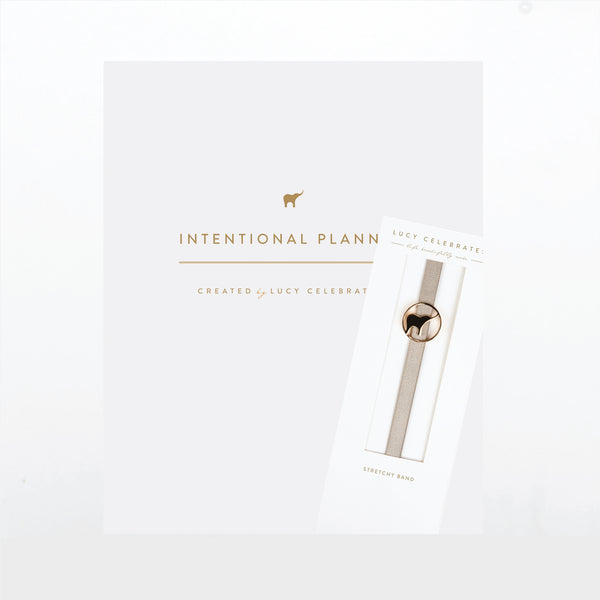 Keepsake Box Set for Intentional Planner® Inserts