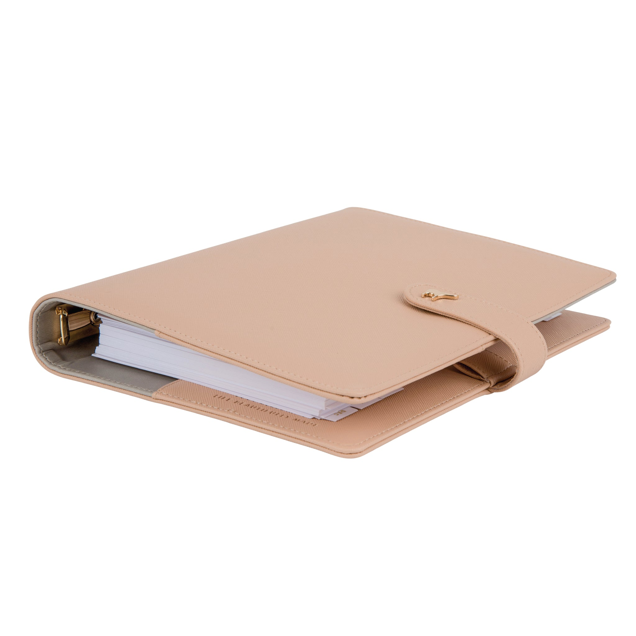 Mid Year Intentional Planner®, Blush Leatherette Binder
