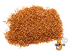 908g (2Lbs) Dried Chubby Mealworms -  - 3