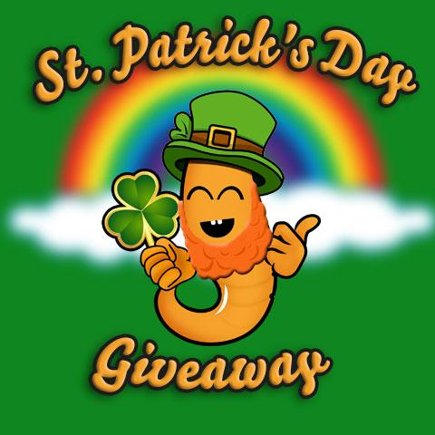 St Paddys FREE GIFT