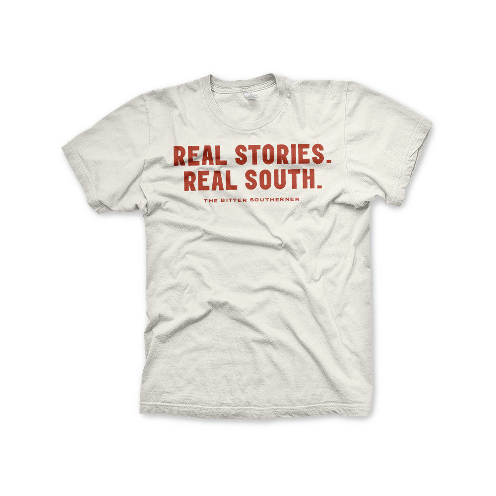 """Real Stories, Real South"" Members' T-Shirt"