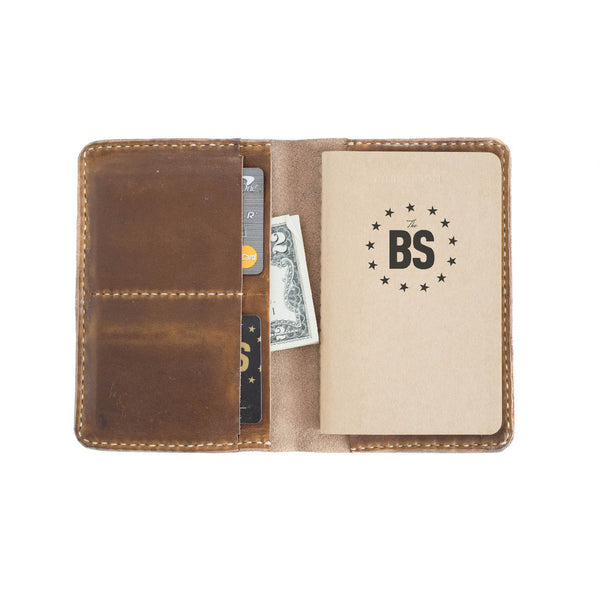 KMM & Co. Notebook Wallet