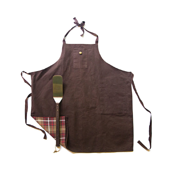 Waxed Canvas Cook's Apron