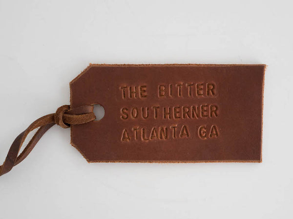 KMM & Co. Leather Tag