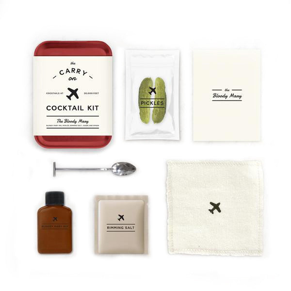 The Carry-On Cocktail Kit — The Bloody Mary