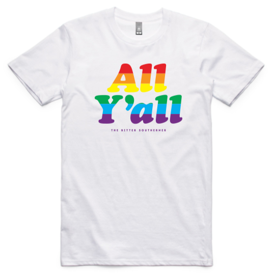 All Y'all Pride Tee
