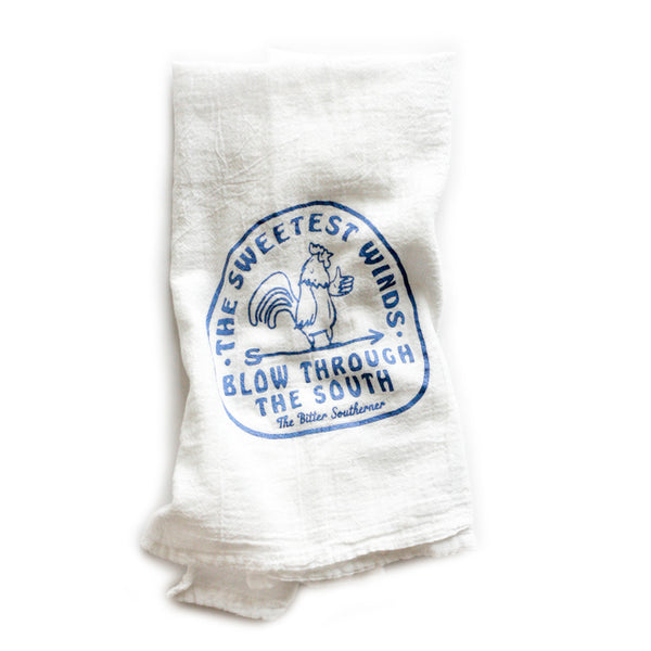 Southern Winds Kitchen Towel