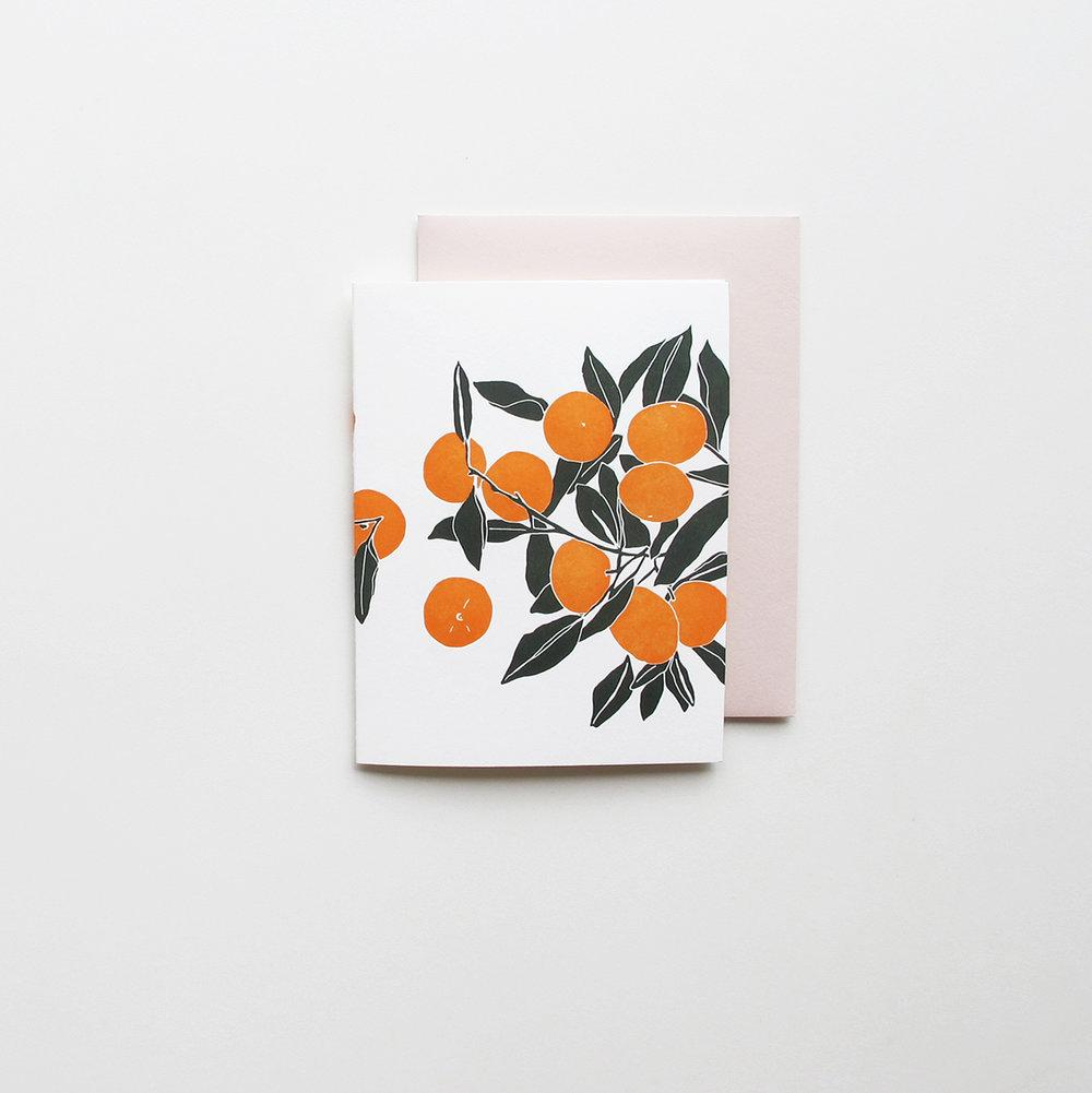 Fresh Squeeze Card by Brown Parcel Press