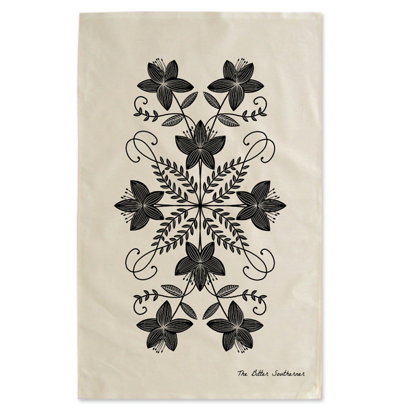 Azalea Kitchen Towel