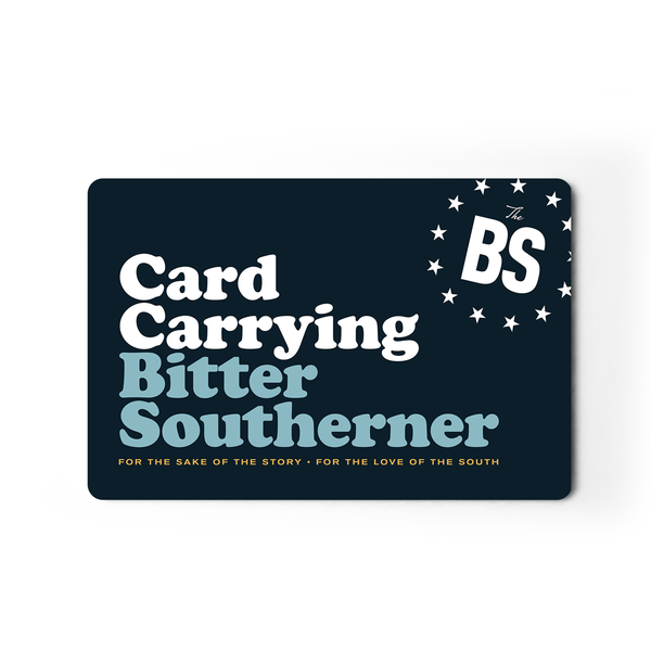 The Bitter Southerner Membership (one-time payment)