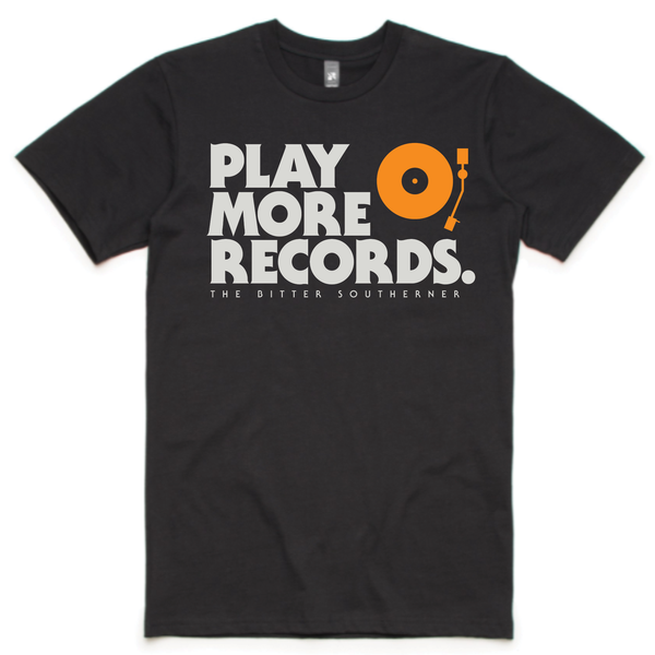 Play More Records T-Shirt
