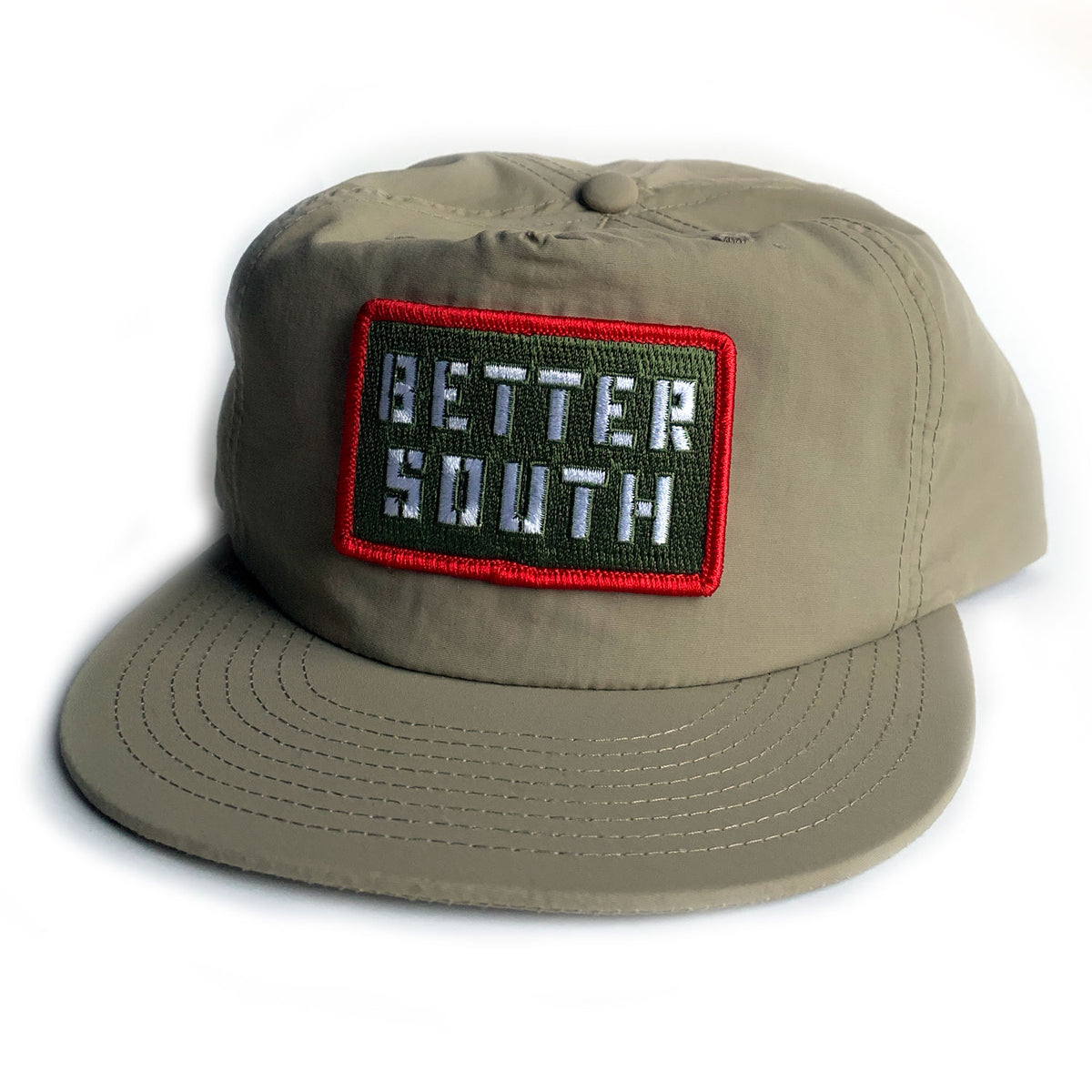 Better South Patch Hat