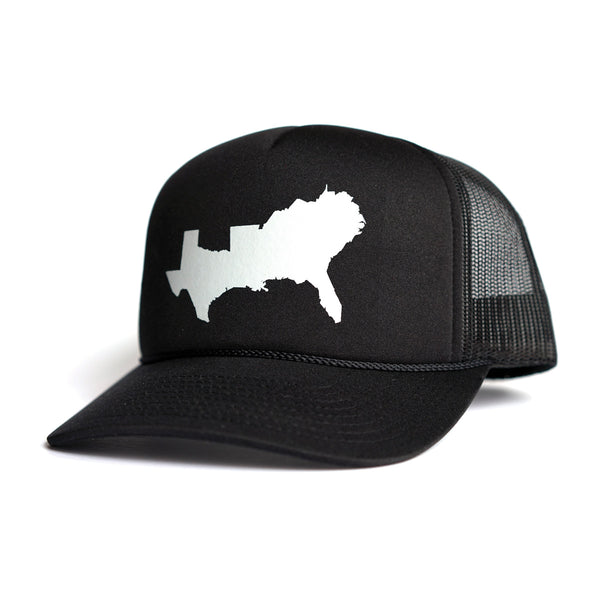South Without Borders Trucker Hat