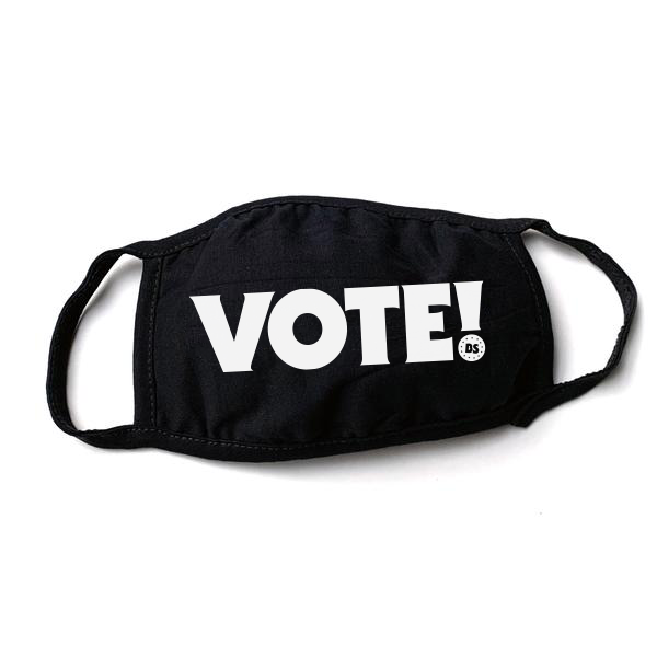 Vote! Face Mask