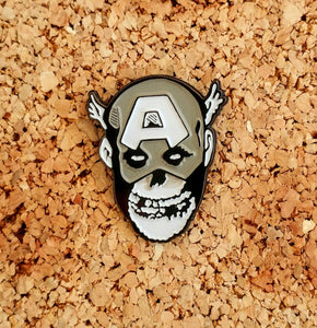 """Captain America"" Pin by R6D4"