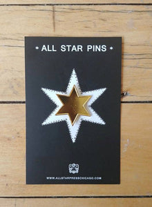 """ChiStar Gold"" by All Star Press"